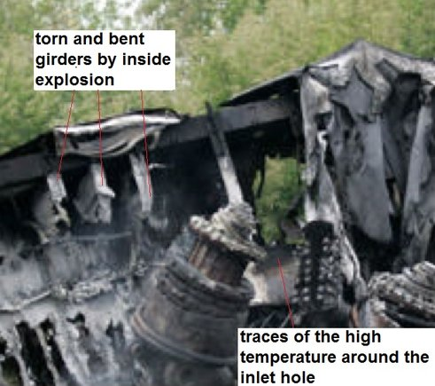 What really burst the Boeing flight Mh17?