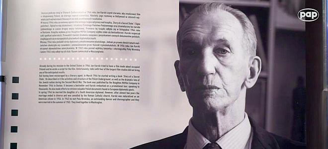 Jan Karski - emisariusz Polskiego Państwa Podziemnego