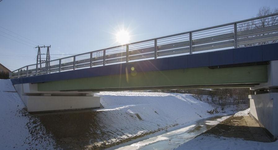 Pierwszy w Polsce most kompozytowy