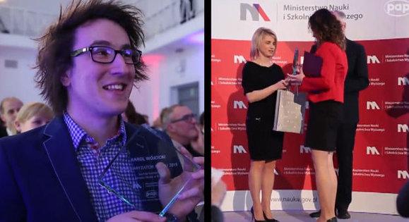 Najlepsi popularyzatorzy nauki nagrodzeni w konkursie PAP i MNiSW