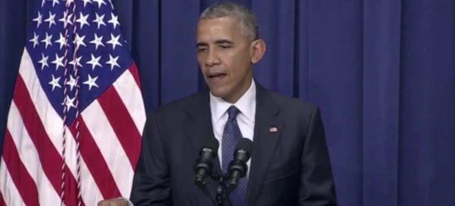 Obama o zamachu w Monachium