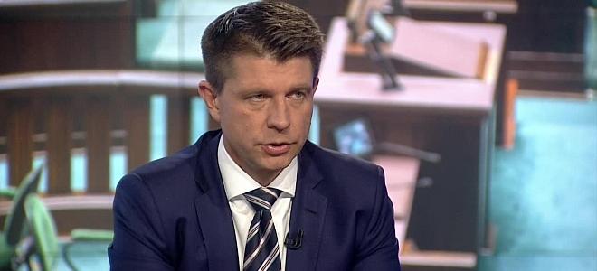 Petru: Mateusz Morawiecki jest zakochany w sobie