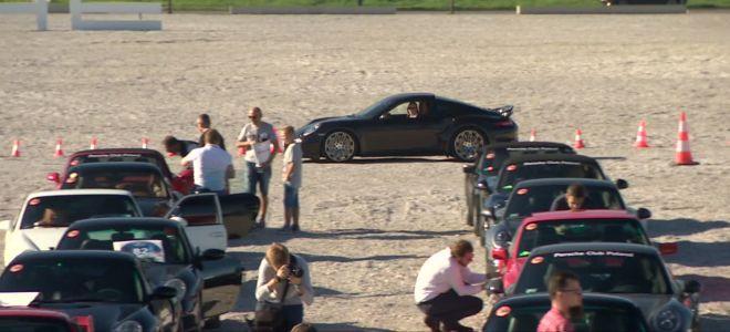 Wystartowała parada Porsche