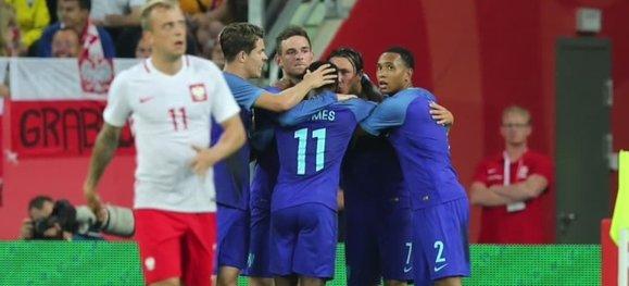 Przegrany sparing na dziesięć dni przed Euro
