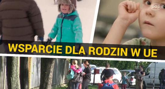 Polska na 24. miejscu w UE pod względem pomocy rodzinie
