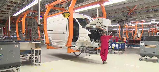Otwarto fabrykę Volkswagena