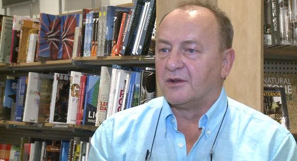 Jakie książki są ważne dla Janusza L. Wiśniewskiego?