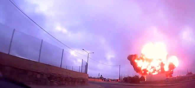 Wybuch awionetki na Malcie